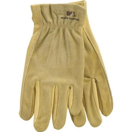 Primo Cowhide Gloves (Med Ladies Cowhide Glove 1124M )