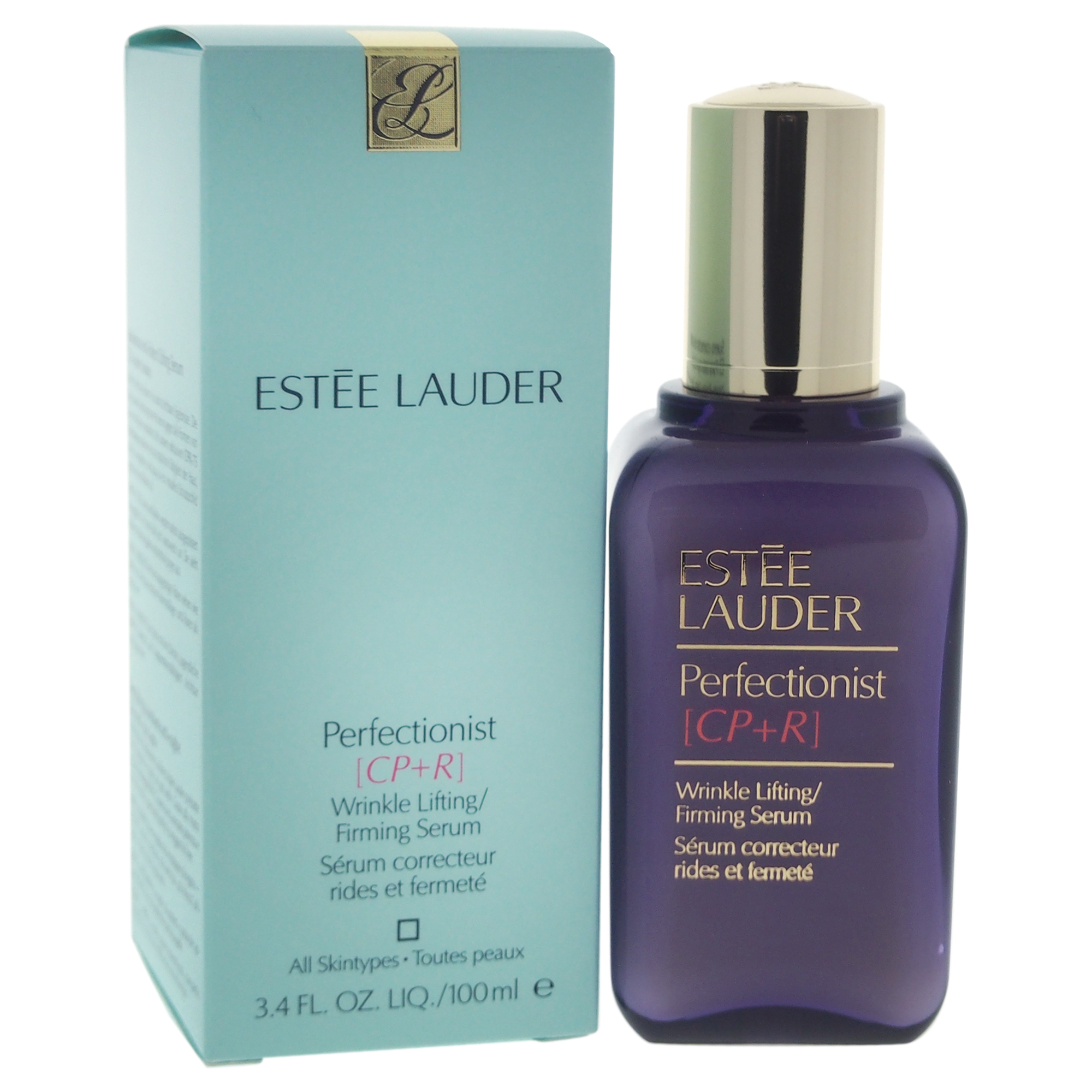 Perfectionist (CP+R) Wrinkle Lifting Firming Serum by Estee Lauder for Unisex - 3.4 oz Serum
