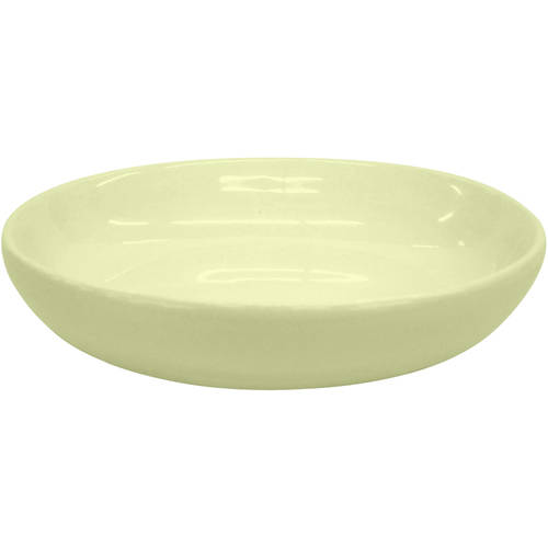 Mainstays Basic Bath Accessories Collection Soap Dish by Allure Home Creation