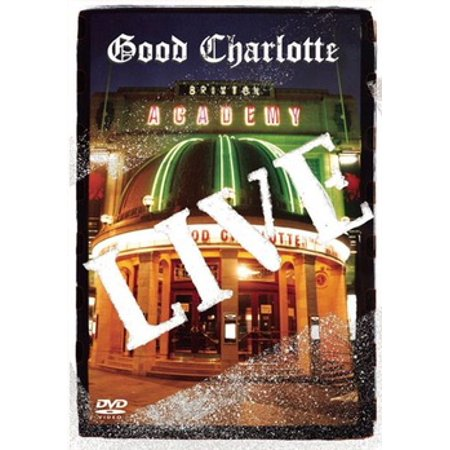 Good Charlotte: Live at Brixton Academy (DVD) (Bullet For My Valentine Live At Brixton)