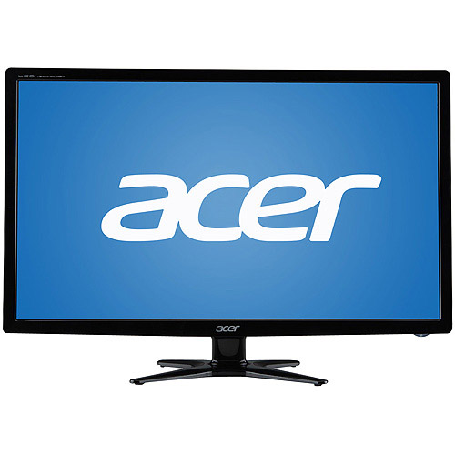 "Acer 27"" LED Widescreen Monitor (G276HL Gbd, Black)"