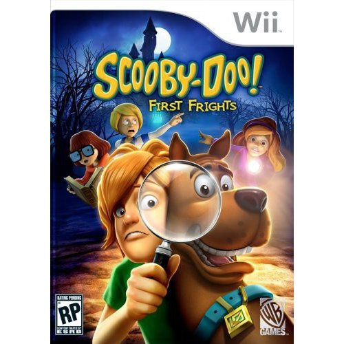 Scooby-Doo: First Frights (Wii)