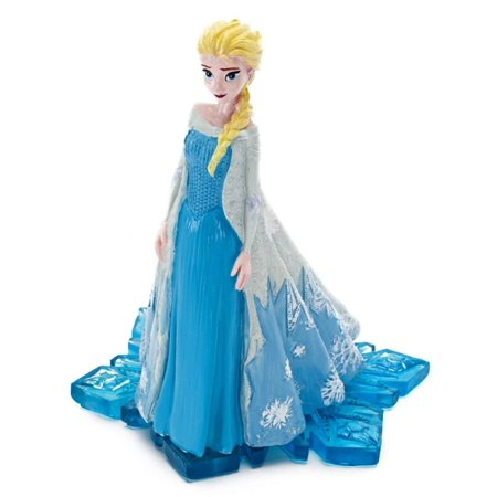 Elsa, Medium, Bring Disney's animated film FROZEN to your aquarium! Authentic Disney ornaments are made from non-toxic Polynesian material and are safe for.., By Penn