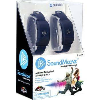 2-Pack Cra Z Art SoundMoovz Musical Bandz