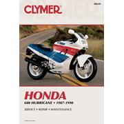 Clymer - M439 - Repair Manual
