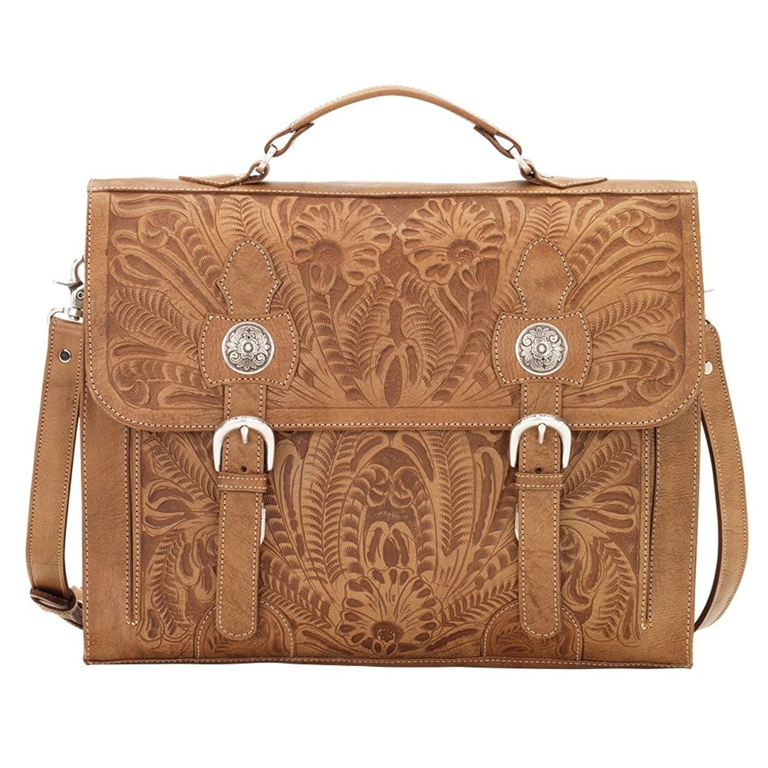 American West Stagecoach Collection Multi compartment lap...