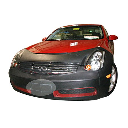 Base Coupe (LeBra Front End Mask Cover-551034-01 fits Infiniti G35 Base 2003,2004,2005,2006,2007 (Coupe))