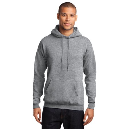 Port & Company - Core Fleece Pullover Hooded - Natural Pullover