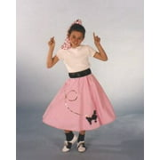 Child Poodle Skirt Costume