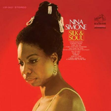 Nina Simone - Silk and Soul - Vinyl (Best Nina Simone Record)