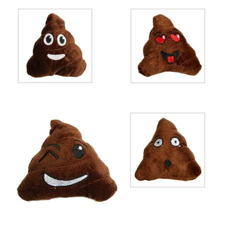 Plush Emoticon Poop](Toy Poop)