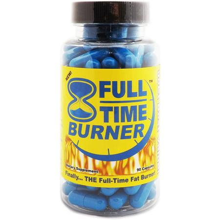Full Time Fat Burner Get The Best Natural Fat Burning Supplement