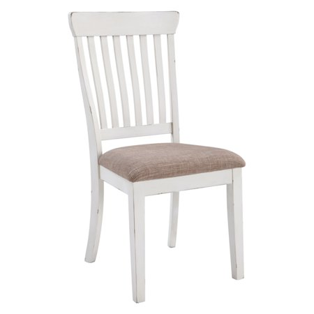 Signature Design by Ashley Danbeck Slat Back Dining Side Chair - Set of 2
