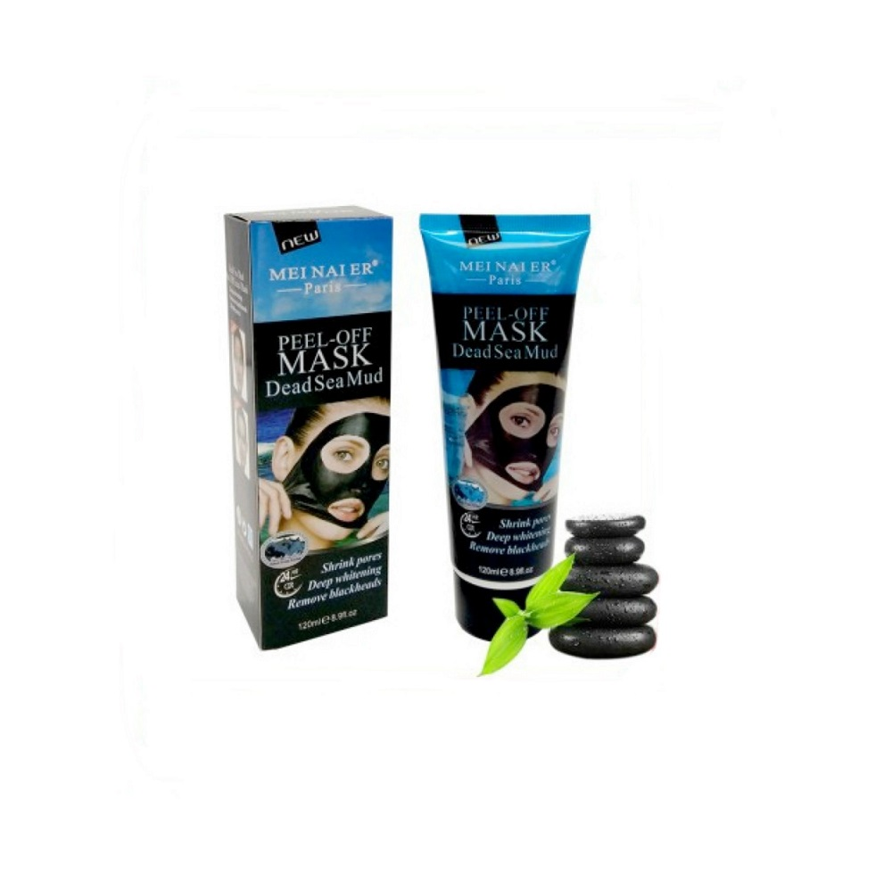 Dead Sea Mud Mask Natural Purifying Facial Treatment Great for Sensitive Skin and Acne on Men and Women Leaves Skin Radiant and Healthy Looking