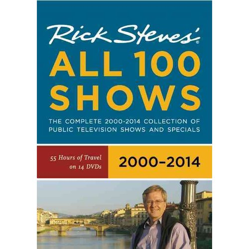 Rick Steves' All 100 Shows: Europe: the Complete 200-2014 Collection of Public Television Shows and Specials