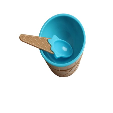 Flowers Coupe Cereal Bowl - 1PC kids ice cream bowls ice cream cup Couples bowl gifts Dessert
