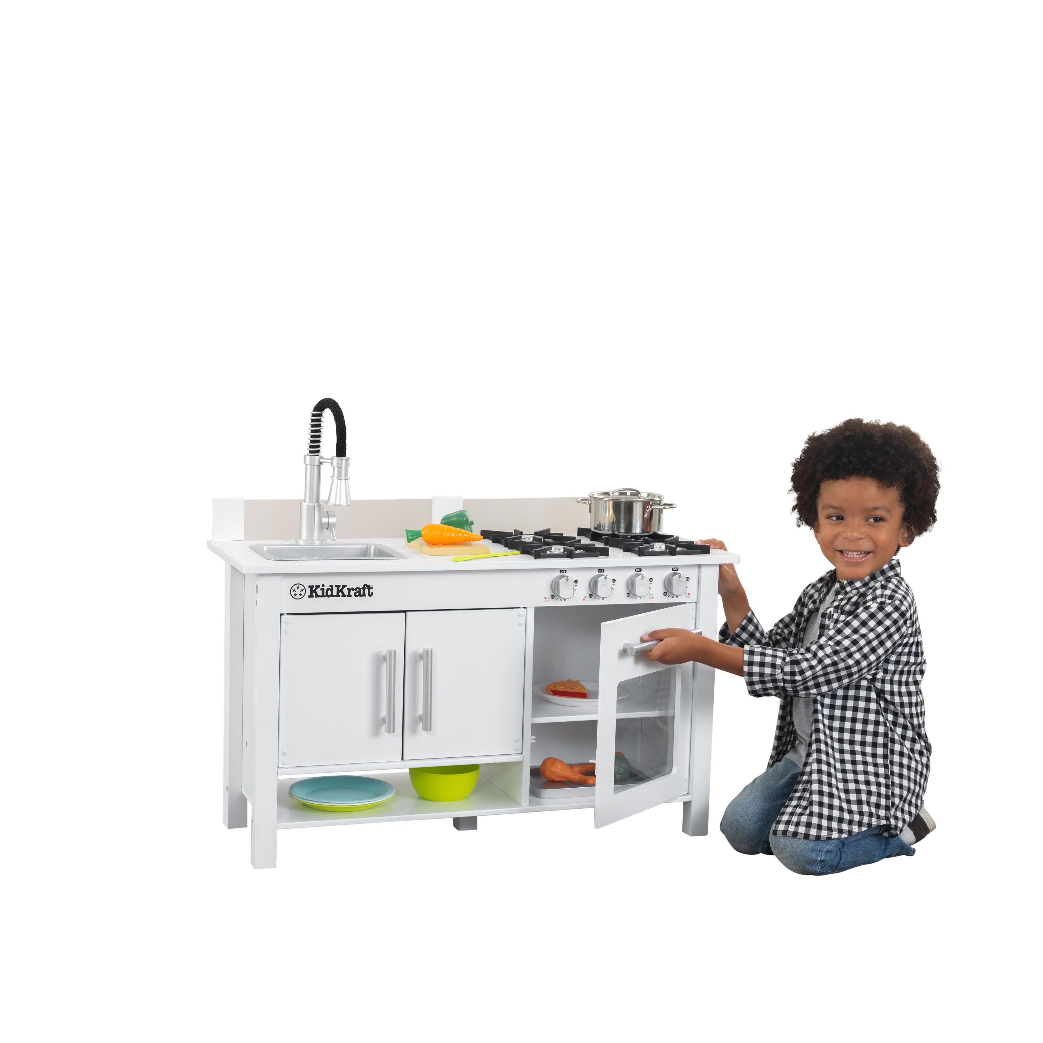KidKraft Little Cook's Work Station Kitchen by KidKraft