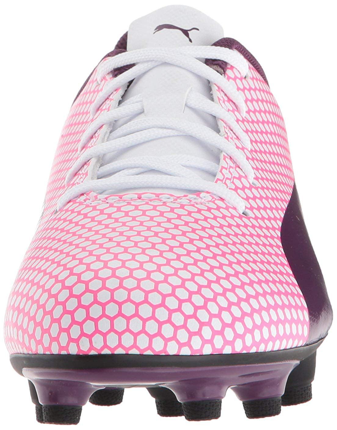 cf466709a249b4 Kids Puma Girls Spirit FG Jr Low Top Lace Up Soccer