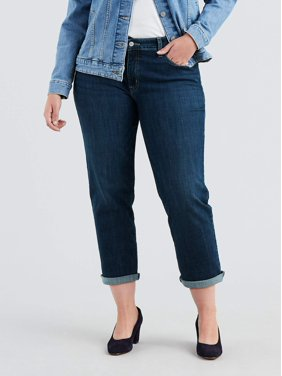 4f921155e0b Product Image Women s Plus Size Boyfriend Jean