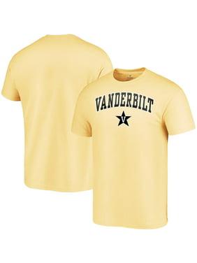 Vanderbilt Commodores Campus T-Shirt - Gold