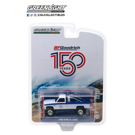 Greenlight 1:64 Anniversary Series 10 1985 GMC K-2500 BFGoodrich 150 Years Gmc K2500 Series