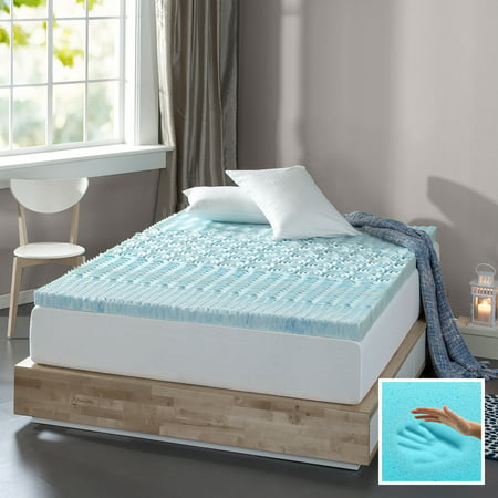 Spa Sensations by Zinus Zoned Fusion Gel Memory Foam 3