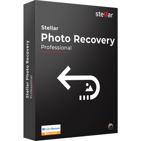 Stellar Photo Recovery Software | Mac | Professional | Recover Deleted Photos | 1 Device, 1 Yr Subscription |