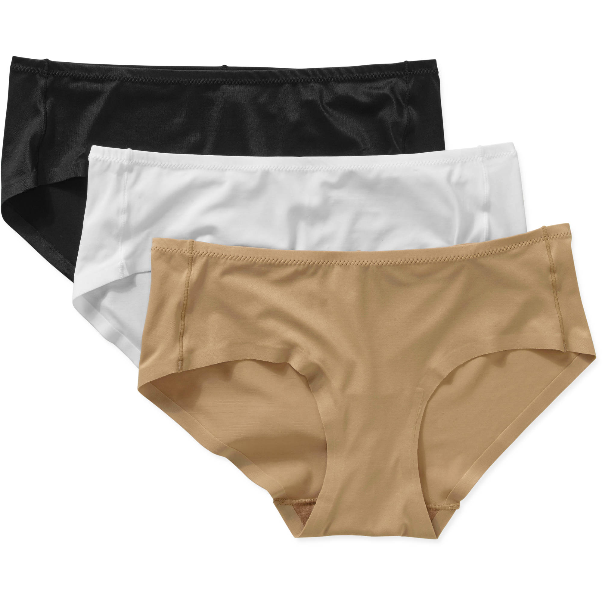 Maidenform Sweet Nothings Comfort Devotion Tailored Hipster - 3 Pack