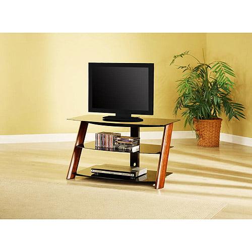 Whalen 3 Shelf Tv Stand For Tvs Up To 38 Walmart Com Walmart Com