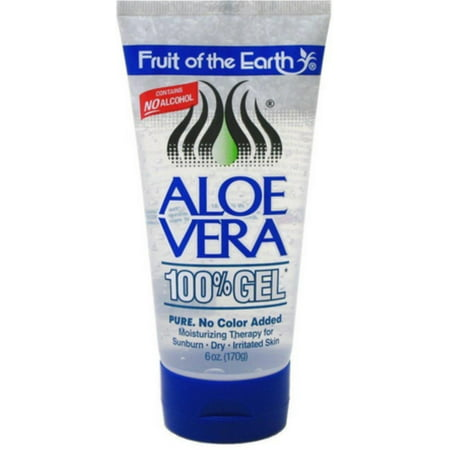 Fruit of the Earth Aloe Vera 100% Gel 6 oz (Oriflame Love Nature Cleansing Gel Aloe Vera Review)