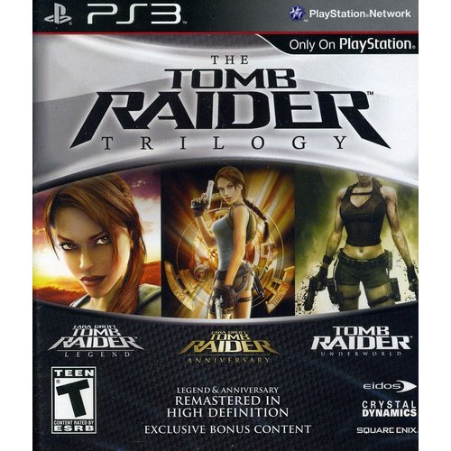Tomb Raider Trilogy (PS3)