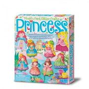 4M : Glitter princess mould & paint