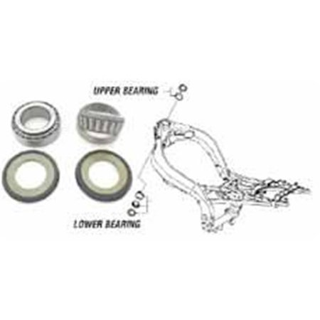 K&L Supply 31-5563 Replacement Steering Bearing Kits