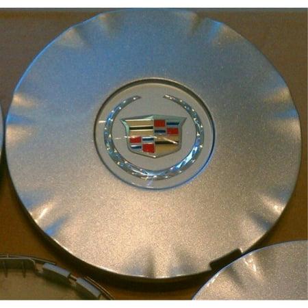 18 Inch 2010 2011 2012 2013 Cadillac SRX Factory Original Oem Silver Painted Center Cap Wheel Rim Cover Hubcap 9599024 4665 6 5/8