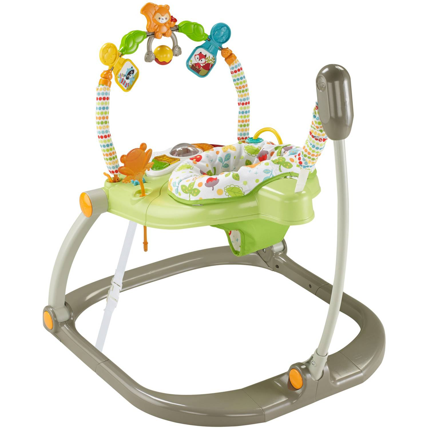 Fisher Price Woodland Friends SpaceSaver Jumperoo by Fisher-Price