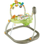 Fisher-Price Woodland Friends SpaceSaver Jumperoo with Lights & Sounds
