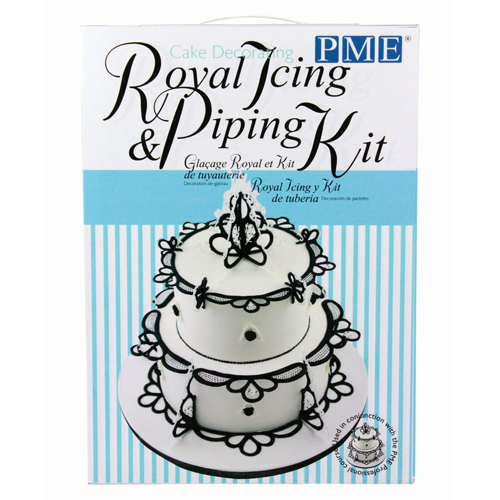 Pme Sugarcraft Cake Decorating Student Kit Royal Icing Piping