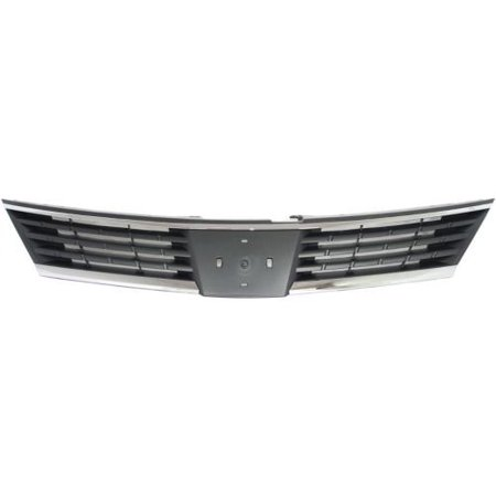 Go Parts 2007 2009 Nissan Versa Grille Embly Capa Certified Ni1200224c Replacement For