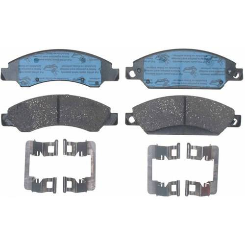 ACDelco Brake Pad Kit, #17D1092Ch by ACDelco