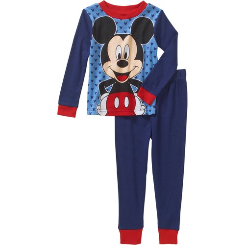 Baby Toddler Boy Assorted Characters Cotton Sleepwear Set