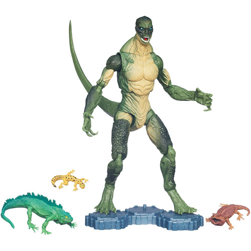 "The Amazing Spider-Man Comic Series The Lizard 12"" Action Figure"