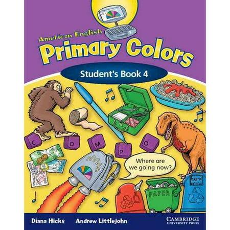 American English Primary Colors 4 Student\'s Book - Walmart.com