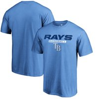 Tampa Bay Rays Fanatics Branded Just Like That T-Shirt - Light Blue
