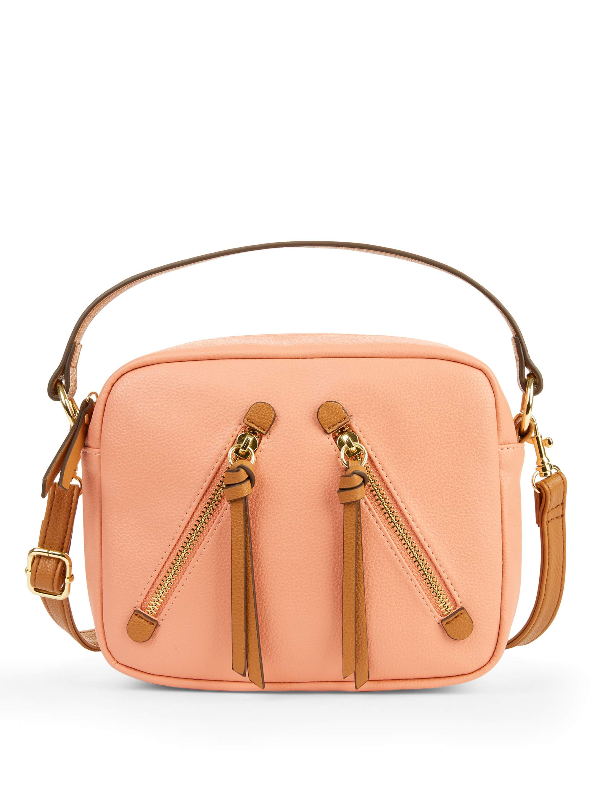 Time and Tru Rosalie Crossbody