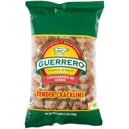 Guerrero Tender Cracklins, 6.5 oz