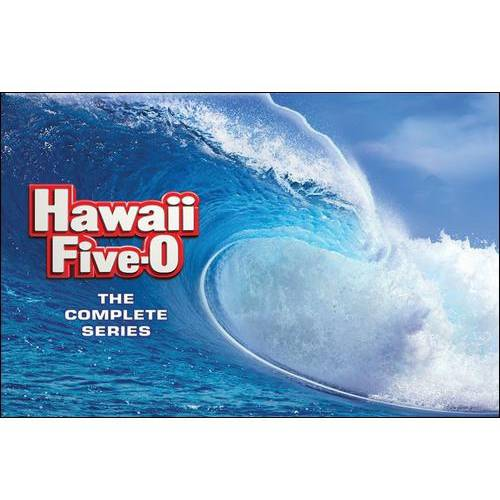 HAWAII FIVE O-COMPLETE SERIES (DVD/72 DISCS)