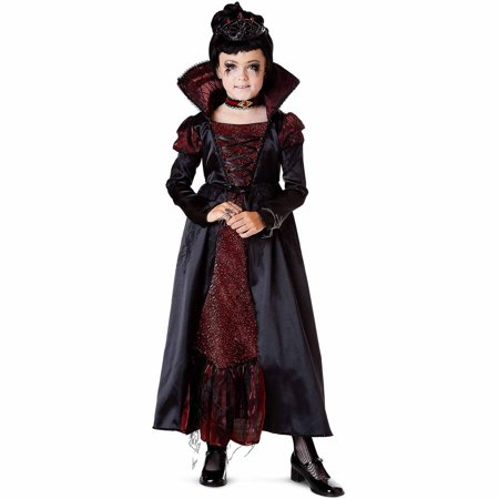 Transylvanian Vampiress Child Halloween Costume - Vampiress Costume Ideas