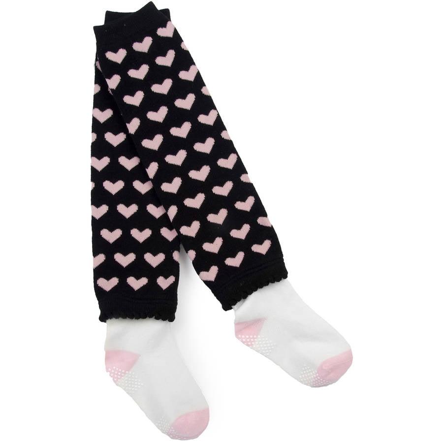 Otium Brands Cozee Toes Newborn Baby Girl Leg Warmer Socks