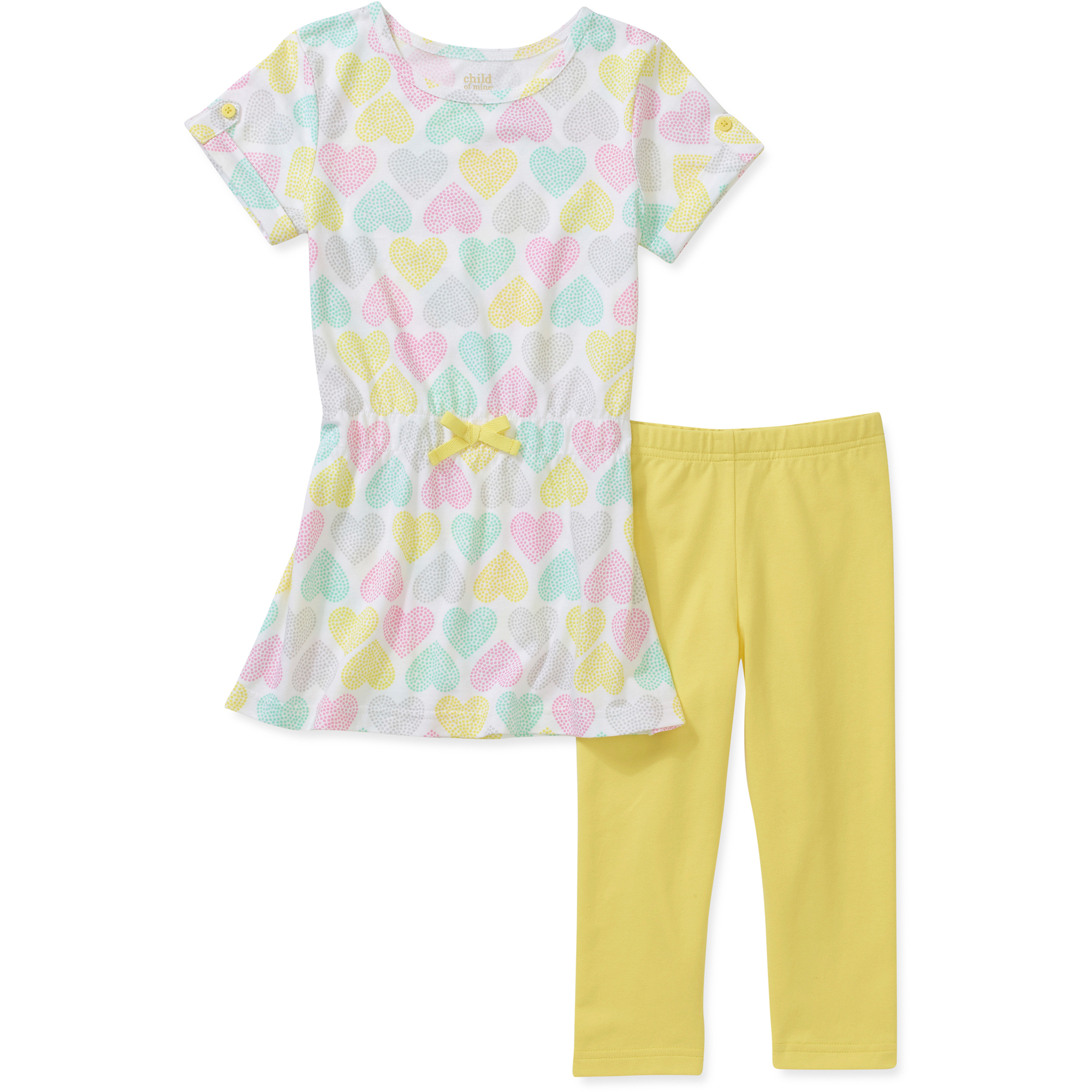 Child of Mine by Carter's Girls' 2 Piece Outfit Set
