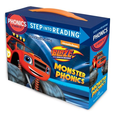 Monster Phonics (Blaze and the Monster Machines)](Orange Monster From Monsters Inc)